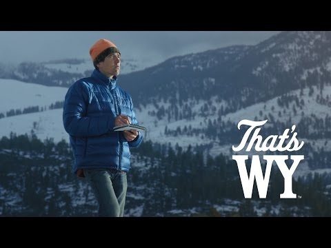 The Artist in Winter - That's WY