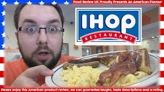 IHOP Review Split Decision (America)