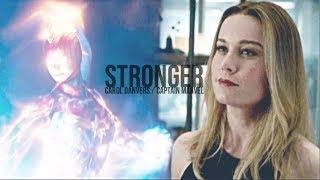 Carol Danvers (Captain Marvel) ✦ Stronger