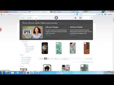 How to Create Product in Zazzle and Earn Money