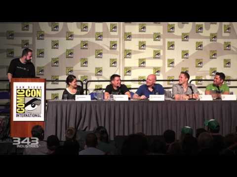 Halo 4: A New Campaign and Halo Infinity Multiplayer Panel from SDCC 2012