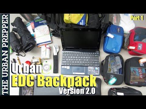 Urban EDC Backpack (v2.0) by TheUrbanPrepper (1/2)