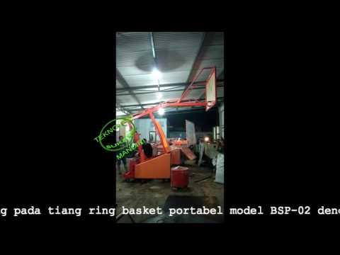 Ring Basket Hidrolik Otomatis