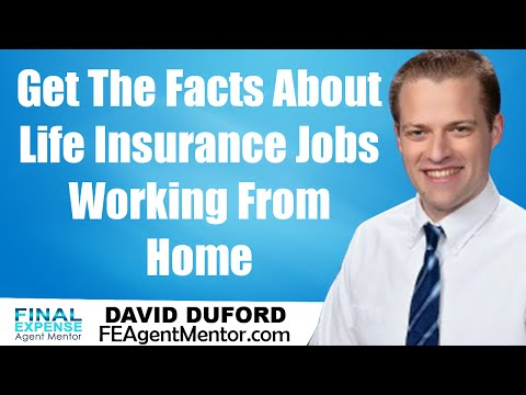 Life Insurance Jobs Work From Home - Get The Facts!