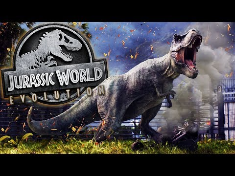 Jurassic World Evolution | THIS IS HOW YOU PLAY GOD!