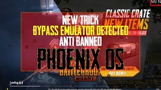 How to Bypass Emulator Detection on Phoenix OS | PUBG Mobile