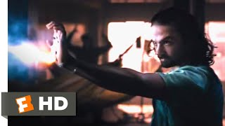 Upgrade (2018) - The Warehouse Fight Scene (5/10) | Movieclips