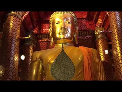 Solo travel- Bangkok, Ayutthaya, Pitsanulok and Sukhothai