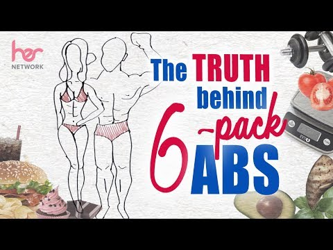 How to Get 6-Pack Abs | What's Your Body Type? Fat? Fit? Athletic?