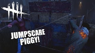 Dead by Daylight SAW DLC WITH   THE PIG! - ALL RANK 1 SWF