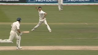 Ashes 2005 highlights - England win thriller at Trent Bridge