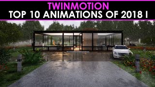 TwinMotion 2019 - Lights