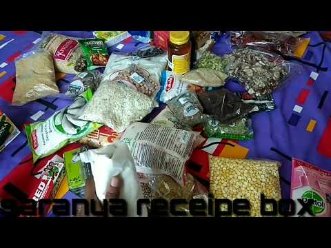 South indian monthly grocery shopping and list preparation/ grocery shopping tips