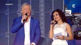 Ahmed Chawki Ft Kenza Farah - Habibi I Love You Live HD