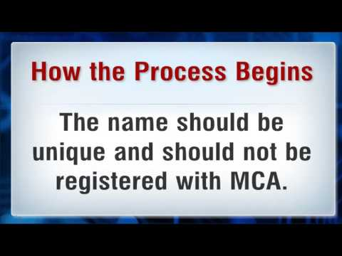 How to Register a Company in Bangalore