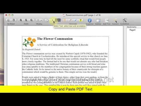 [Mac PDF Editor] How to Edit (add/delete/modify/copy) PDF Text on Mac?