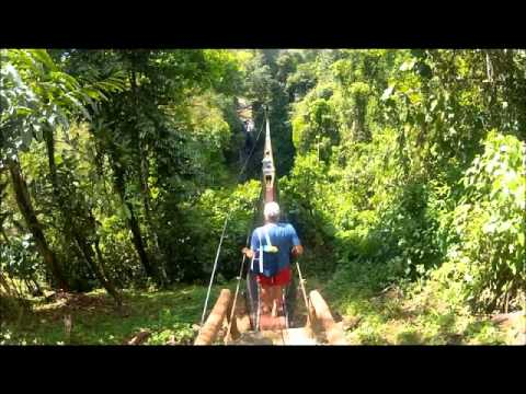 Vacation Buggy - Jungle Waterfall Tour - Manuel Antonio, Costa Rica