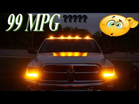 Big Lifted Truck gets 99 mpg!!!!