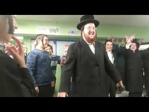 יא איך קען מצליח זיין! The Rebbe that makes his students successful
