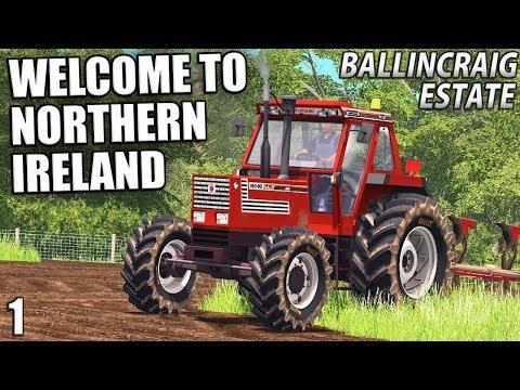 WELCOME TO NORTHERN IRELAND | Ballincraig Estate - Episode 1