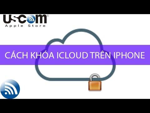 Cách khóa không cho người khác đăng nhập iCloud, iTunes trên iPhone, iPad