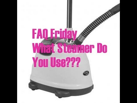 FAQ - What Steamer Do You Use? Home Touch Perfect Steam Deluxe Review