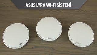 Asus Lyra Wi-Fi Sistemi İncelemesi