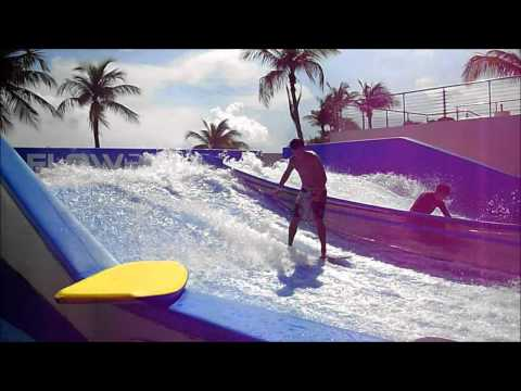 Singapore surf and City