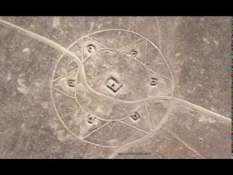 Secret Star Google Earth  - Ufo's