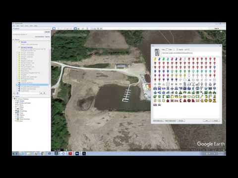 Finding Fishing Spots With Google Earth