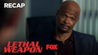 Recap: Ten Things To Know | Season 1 | LETHAL WEAPON