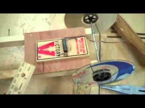 Middle School STEM - Mouse Trap Car Construction