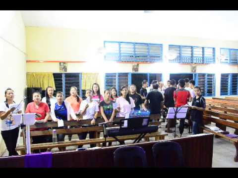 Practice Choir For Easter Mass