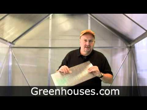 Why twin wall polycarbonate is more popular than glass