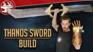 Thanos Sword Build!