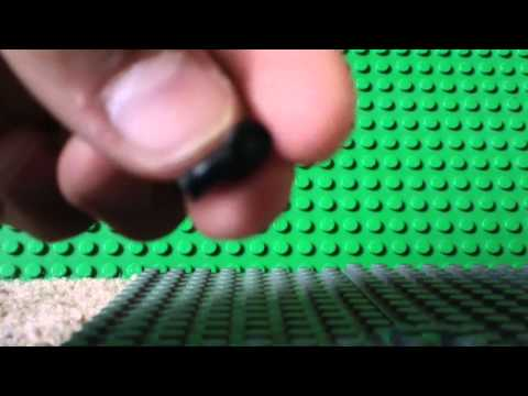 How to make a lego ray gun