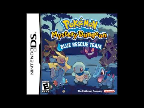 PMD: Blue Rescue Team OST: Buried Relic