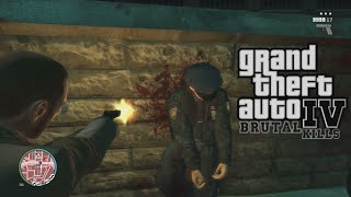Grand Theft Auto IV [PC] Free-Roam Gameplay #1