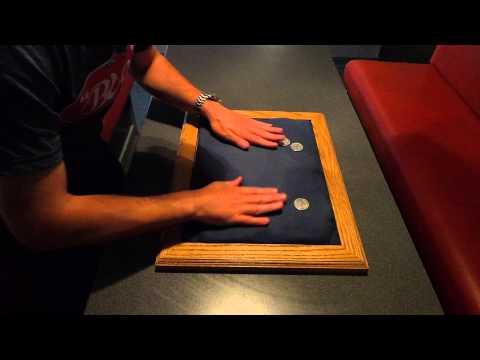 Simple Coin Matrix - Sleight of Hand Magic -