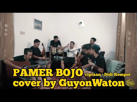 GuyonWaton Pamer Bojo