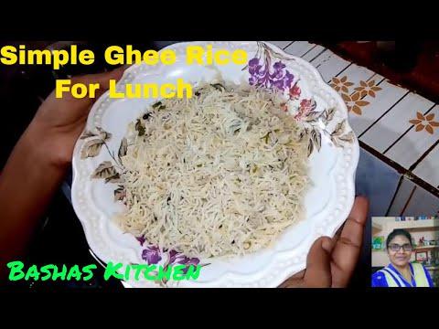 Muslim Marriage Style Ghee Rice|Weekend special