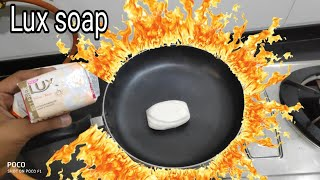 Hot frying pan vs lux soap//EXPERIMENT ||CREATOR YOGESH