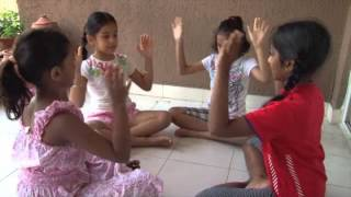 Indian Games - Aao Milo Shilo Shalo