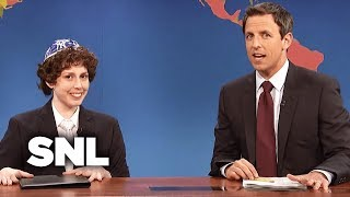 Download Weekend Update: Jacob the Bar Mitzvah Boy - SNL Video