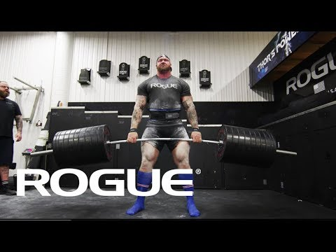 Road to the Arnold — 2018 — Hafthor Bjornsson / 8k