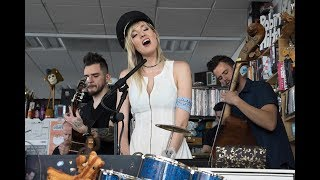 Jenny and the Mexicats: NPR Music Tiny Desk Concert
