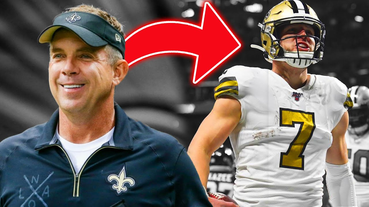 The REAL REASON Taysom Hill is STARTING over JAMEIS WINSTON... (New Orleans Saints)