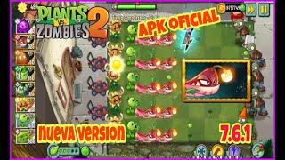 Plants vs Zombies 2 apk 5 7 1 + datos obb ( pp dat