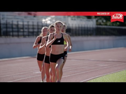 Workout Wednesday: Providence women do 5x1200m