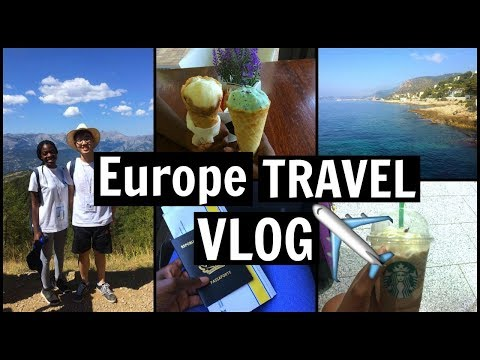 VISTING FRANCE FOR THE FIRST TIME, STARBUCKS COFFEE & MUSEUM! VLOG #1